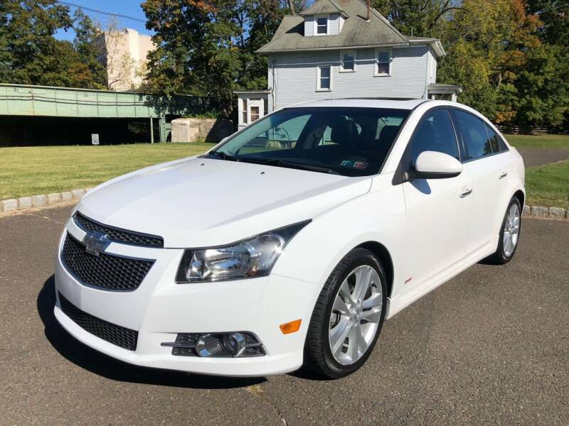 2014 Chevrolet Cruze for sale at Mula Auto Group in Somerville NJ