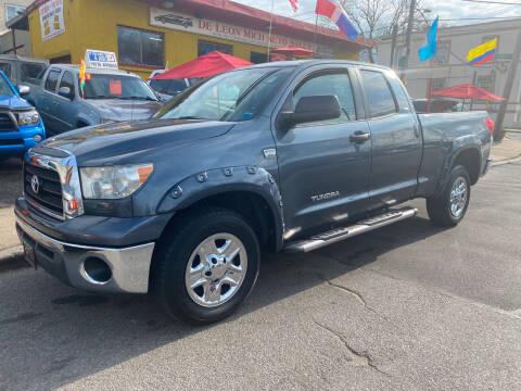 2007 Toyota Tundra for sale at White River Auto Sales in New Rochelle NY