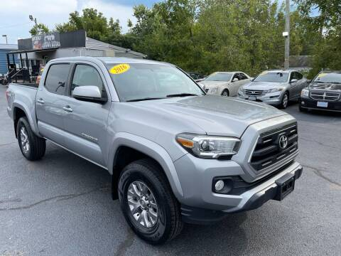2016 Toyota Tacoma for sale at LexTown Motors in Lexington KY
