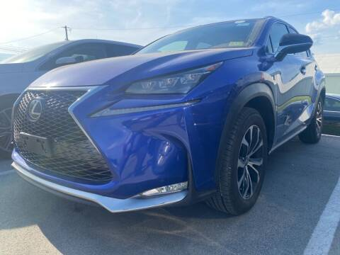 2015 Lexus NX 200t for sale at Coast to Coast Imports in Fishers IN