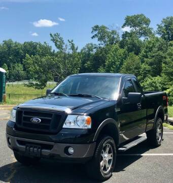 2008 Ford F-150 for sale at ONE NATION AUTO SALE LLC in Fredericksburg VA