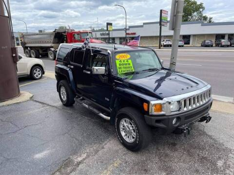2007 HUMMER H3 for sale at JBA Auto Sales Inc in Stone Park IL