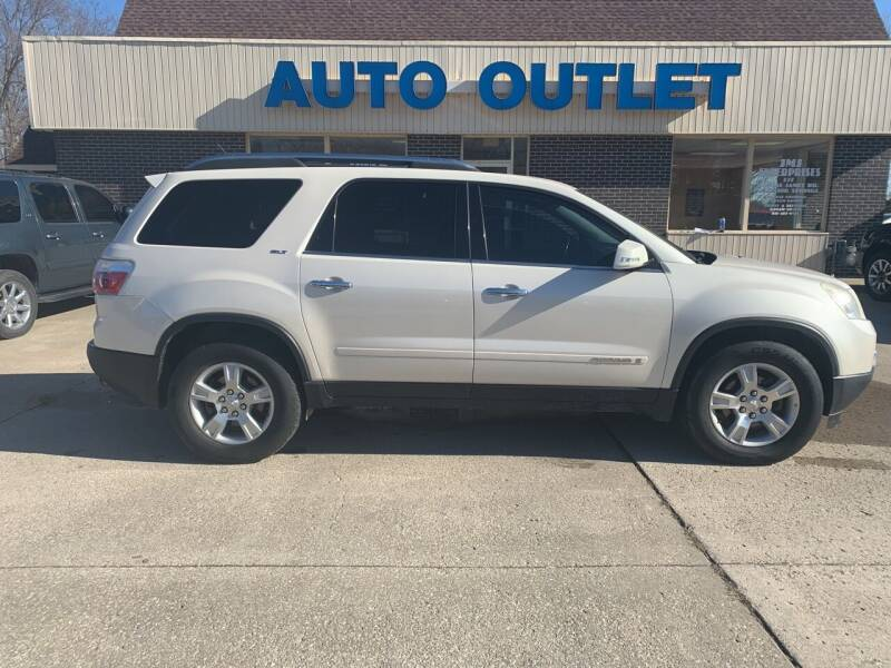 2008 GMC Acadia for sale at Truck and Auto Outlet in Excelsior Springs MO