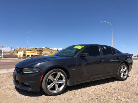 2016 Dodge Charger for sale at 1st Quality Motors LLC in Gallup NM