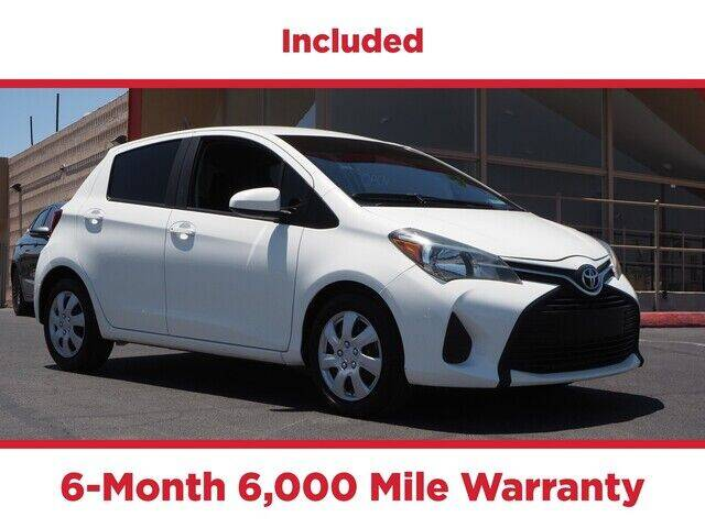 2015 Toyota Yaris for sale in Las Vegas, NV