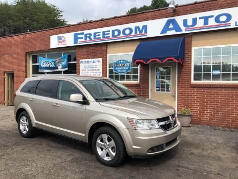 2009 Dodge Journey for sale at FREEDOM AUTO LLC in Wilkesboro NC
