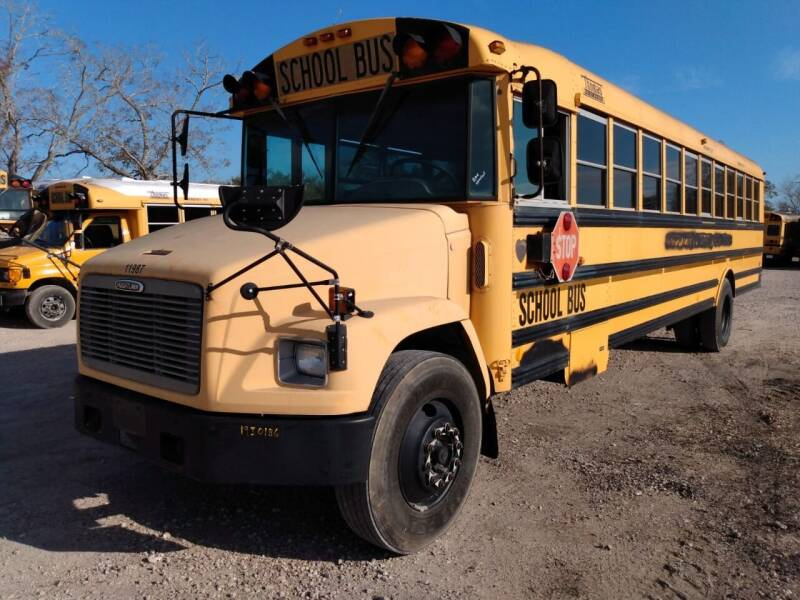 1999 Freightliner Thomas FS65 for sale at Texas Best Bus in Houston TX