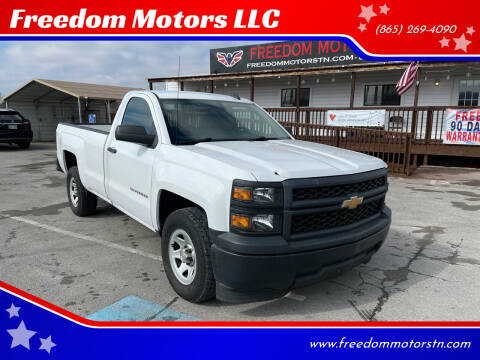 2015 Chevrolet Silverado 1500 for sale at Freedom Motors LLC in Knoxville TN