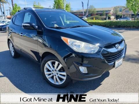 2012 Hyundai Tucson for sale at John Hine Temecula in Temecula CA
