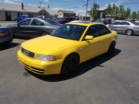 2000 Audi S4 for sale at Cool Cars LLC in Spokane WA