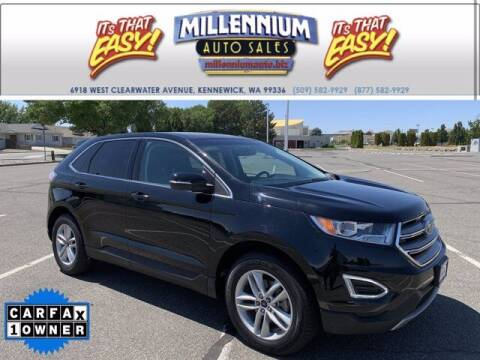 2017 Ford Edge for sale at Millennium Auto Sales in Kennewick WA