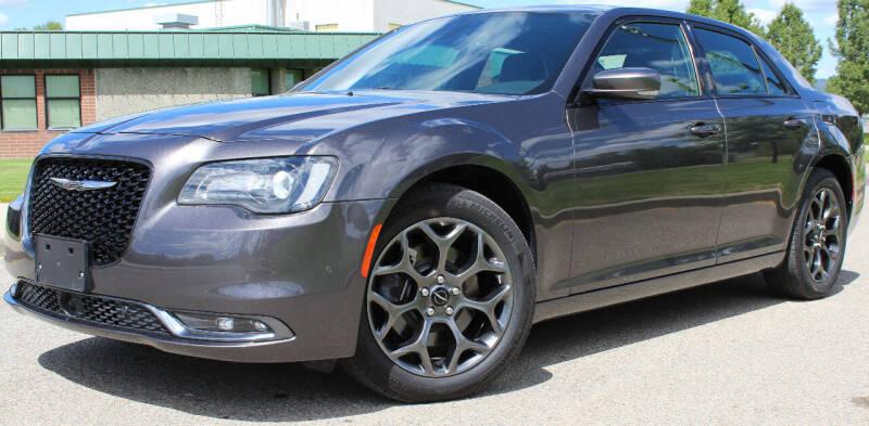 2018 Chrysler 300 for sale at J.K. Thomas Motor Cars in Spokane Valley WA