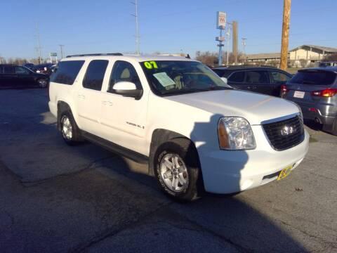 2007 GMC Yukon XL for sale at Regency Motors Inc in Davenport IA