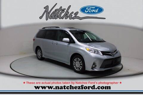2020 Toyota Sienna for sale at Auto Group South - Natchez Ford Lincoln in Natchez MS