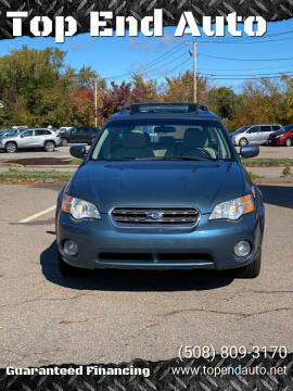 2006 Subaru Outback for sale at Top End Auto in North Atteboro MA