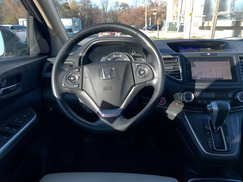 2015 Honda CR-V AWD EX-L 4dr SUV w/Navi - Farmington MN