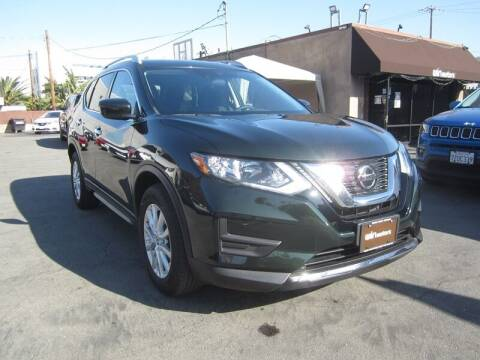2020 Nissan Rogue for sale at Win Motors Inc. in Los Angeles CA