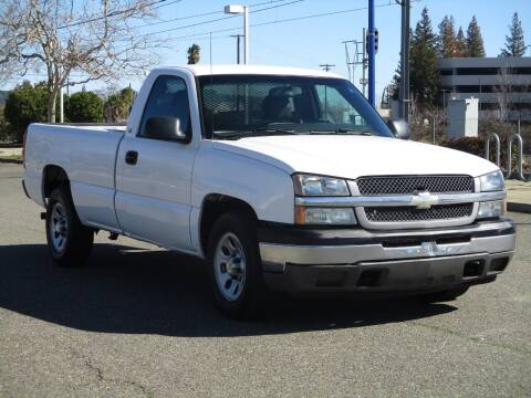 2005 Chevrolet Silverado 1500 for sale at General Auto Sales Corp in Sacramento CA