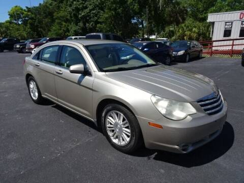 2009 Chrysler Sebring for sale at DONNY MILLS AUTO SALES in Largo FL