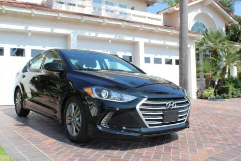2018 Hyundai Elantra for sale at Newport Motor Cars llc in Costa Mesa CA