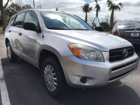 2007 Toyota RAV4 for sale at Gulf Financial Solutions Inc DBA GFS Autos in Panama City Beach FL