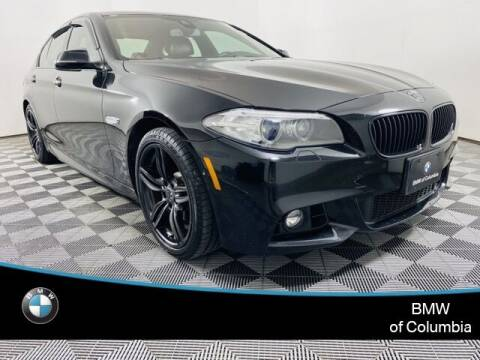 2015 BMW 5 Series for sale at Preowned of Columbia in Columbia MO