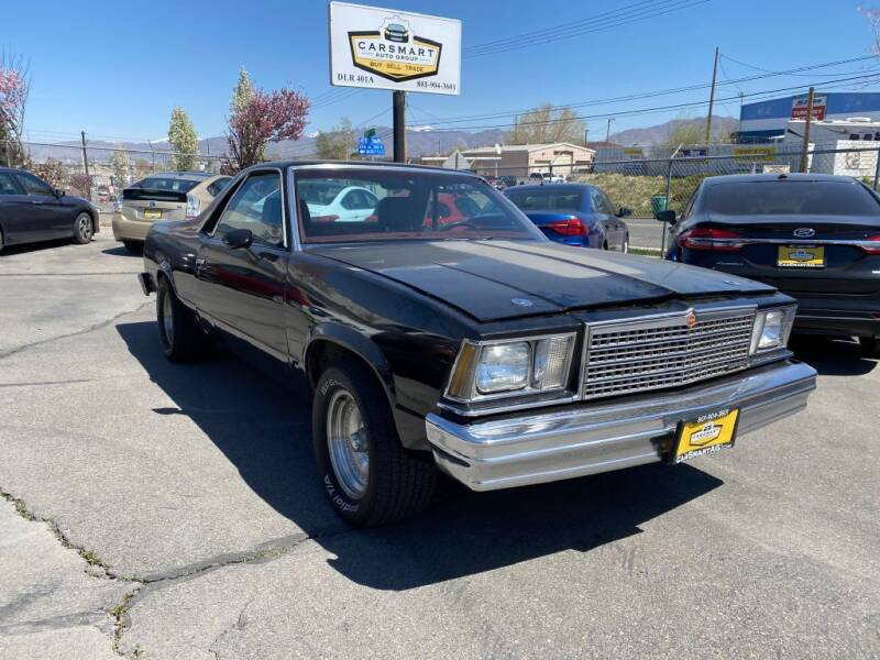 1979 Chevrolet El Camino for sale at CarSmart Auto Group in Murray UT