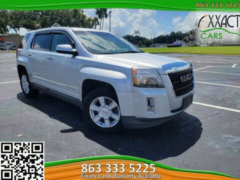 2011 GMC Terrain for sale at Exxact Cars in Lakeland FL