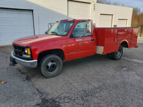 2000 Chevrolet C/K 3500 Series for sale at JMD Auto LLC in Taylorsville NC