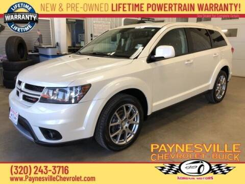 2016 Dodge Journey for sale at Paynesville Chevrolet - Buick in Paynesville MN