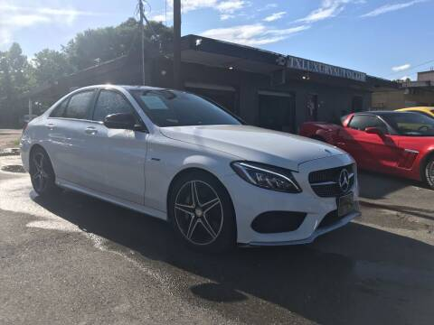 2016 Mercedes-Benz C-Class for sale at Texas Luxury Auto in Houston TX