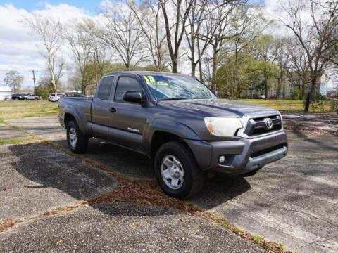 2013 Toyota Tacoma for sale at BLUE RIBBON MOTORS in Baton Rouge LA