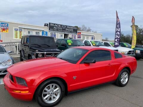 2009 Ford Mustang for sale at Black Diamond Auto Sales Inc. in Rancho Cordova CA