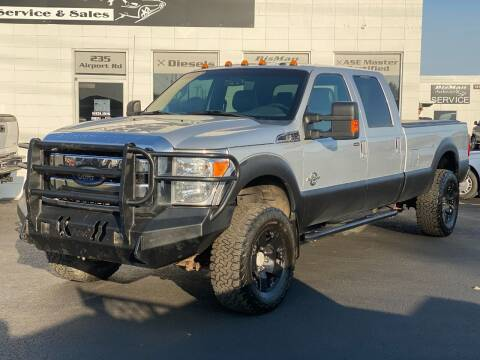2011 Ford F-350 Super Duty for sale at BISMAN AUTOWORX INC in Bismarck ND