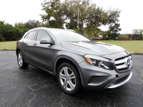 2016 Mercedes-Benz GLA for sale at SUPER DEAL MOTORS 441 in Hollywood FL