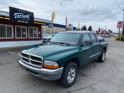 2003 Dodge Dakota for sale at Tacoma Autos LLC in Tacoma WA