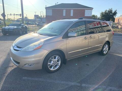 2006 Toyota Sienna for sale at OKC Auto Direct in Oklahoma City OK