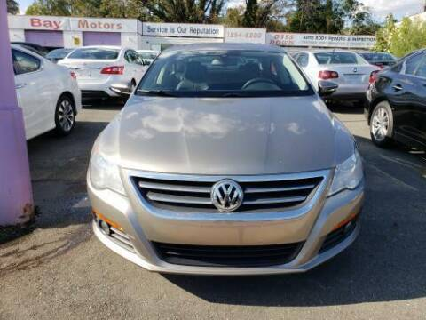 2010 Volkswagen CC for sale at Bay Motors Inc in Baltimore MD
