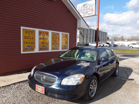 2009 Buick Lucerne for sale at Mack's Autoworld in Toledo OH