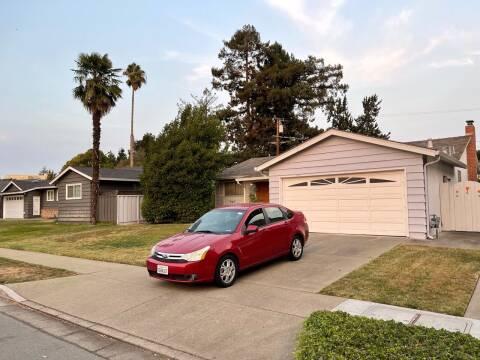 2009 Ford Focus for sale at Blue Eagle Motors in Fremont CA