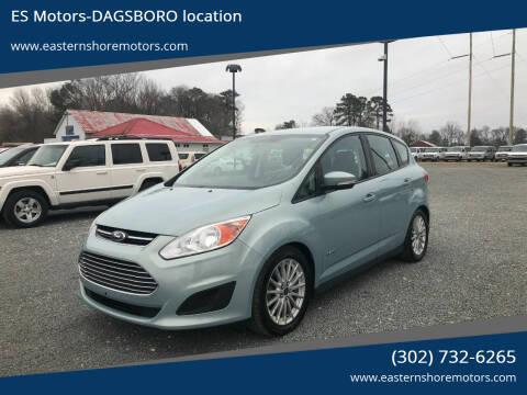 2013 Ford C-MAX Hybrid for sale at ES Motors-DAGSBORO location in Dagsboro DE