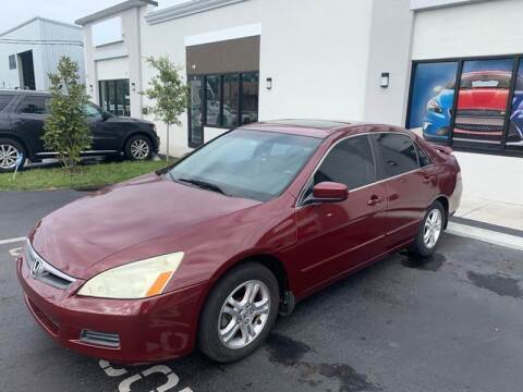 2006 Honda Accord for sale at Bay City Autosales in Tampa FL