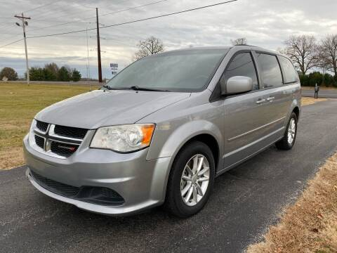 2013 Dodge Grand Caravan for sale at Champion Motorcars in Springdale AR