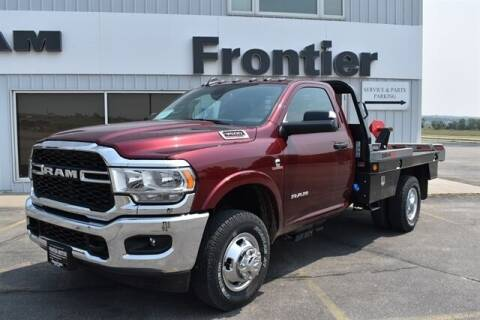 2021 RAM Ram Chassis 3500 for sale at Frontier Motors Automotive, Inc. in Winner SD