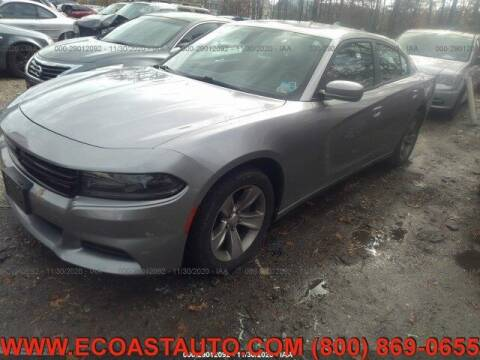 2016 Dodge Charger for sale at East Coast Auto Source Inc. in Bedford VA