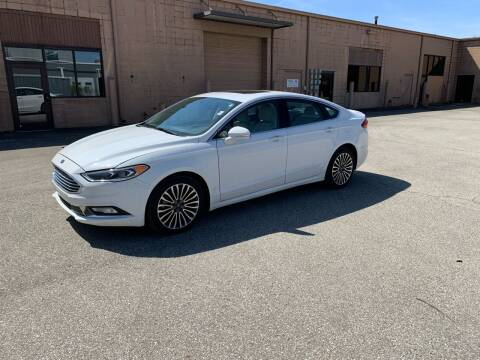 2018 Ford Fusion for sale at Certified Auto Exchange in Indianapolis IN