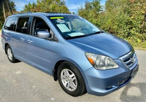 2006 Honda Odyssey for sale at Used Cars of Fairfax LLC in Woodbridge VA
