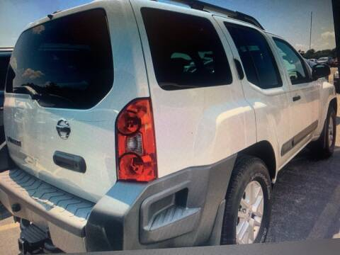 2015 Nissan Xterra for sale at Park Auto LLC in Palmer MA