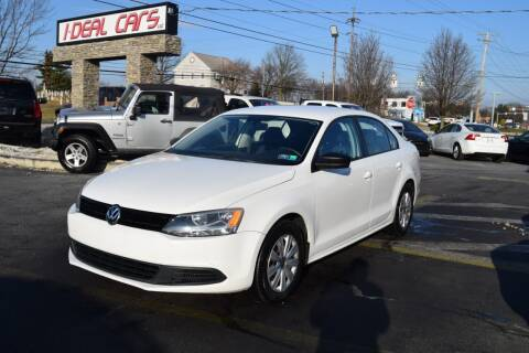 2014 Volkswagen Jetta for sale at I-DEAL CARS in Camp Hill PA