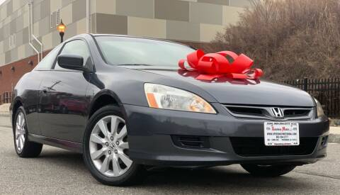 2007 Honda Accord for sale at Speedway Motors in Paterson NJ